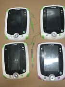 4x Leap Frog French Leappad 1 Tablet Lot Tested Consoles