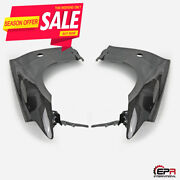 For Nissan 370z Z34 Epa1 Style Carbon Fiber Front Fenderonly Below Vent Opened