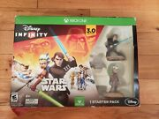 Disney Infinity 3.0 Edition Star Wars Starter Pack For Xbox One New Open Box
