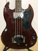 Gibson Eb0 906130 Electric Bass1971 Manufactured Bass