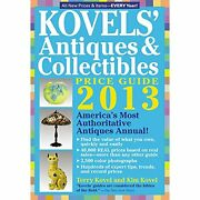 B5063 Kovels' Antiques And Collectibles Price Guide 2013 America's Bestselling