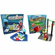 Thinkfun Circuit Maze Electric Current Brain Game And Stem Toy For Boys And G...