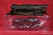 Lionel O Scale Polar Express 1225 Berkshire Locomotive 628653 And Tender