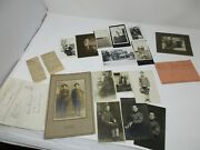 Wwi Us Soldiers Photos And Hist 2 Brothers Named Ellingwood From Maine With Early