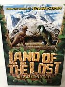 Land Of The Lost - The Complete Series Dvd 2009 8-disc Set Tv Show Box Set