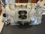 68 69 Rect Port Intake Manifold For L88 And Zl-1 427 396-dated 12/19/73-gm3933198