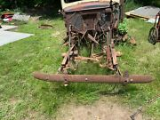 1940 1941 Ford 3/4 1 Ton Truck Panel Truck Front Bumper