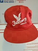 Very Rare Vintage Falconry Unocal 76 Adjustable Attendant Trucker Hat. Mint