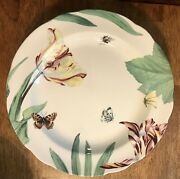 Spode Floral Haven Luncheon And Dinner Plates, Latte Mugs, Service Pieces You Pick
