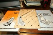 Authentic Martin Baker Ejection Seat Pamphlets Hacs1 Mk11 Mark 12 Rare Items