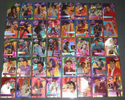Elvis Collection - River Group - Complete Set Of 40 Dufex Chase Cards