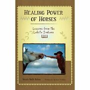 H7988 Healing Power Of Horses Lessons From The Lakota Indians Wendy Beth Baker