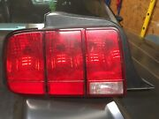2005-2009 Oem Ford Mustang Complete Drivers Left Side Taillight Assembly 9.9/10