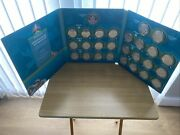 Official Euro 2020 Team Coin Complete Collection Every Team In Proof Like Finish
