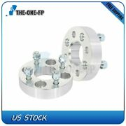 2x Wheel Spacers 4x100 1.25 Inch Fits Toyota Corolla Acura Integra Chevy Cobalt