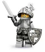 Lego Minifigures Series 9 71000 The Heroic Knight Sealed Pack 2013