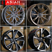 Forged Wheels 19 20 21 22 23 Inch For Audi R8 Rs3 Rs4 Rs5 Rs6 Rs7 E Tron Q7 Q8