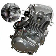 Atv Engine Assembly 200cc 250cc 4-stroke Motor With 5-speed Manual Transmission