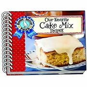 H12714 Our Favorite Cake Mix Recipes Spiralbound