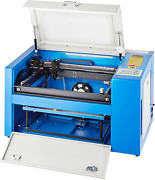 Omtech 50w Co2 Laser Engraving Machine 12 X 20 Laser Engraver Cutter With Rota