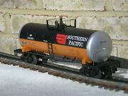 Mth Premier Southern Pacific Sp Tank Car New