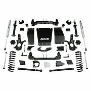 For Chevy Silverado 1500 15-16 6 X 5 Standard Front And Rear Suspension Lift Kit