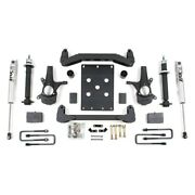 For Chevy Silverado 1500 07-10 4 X 3 Standard Front And Rear Suspension Lift Kit