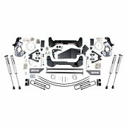 For Chevy K2500 Suburban 92-98 6 X 5 Standard Front And Rear Suspension Lift Kit