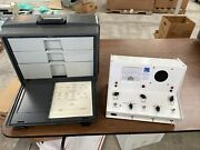 2 Lectronic Lrl 550 Series Microwave Training Kit W/ 510a Klystron Power Supply