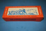 Lionel 6464-900 Nyc Boxcar Reproduction Box
