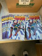 Thunderstrike 1 Thor Love And Thunder Movie. Rare Case Find - 10 Copies