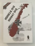 Norway 1940 War Game - Trafalgar Editions Unplayed And Unpunched