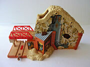Thomas The Train Talking Morgan's Mine Shaft Station Excellent Condition And Works