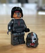 Star Wars Lego Minifigure Hunter From Bad Batch Shuttle 75314 Comes As Shown.