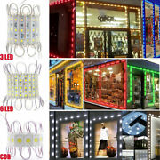 Us Bright Led Bulb Module Lights Club Store Front Window Sign Backlight Box Lamp