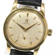 Omega Small Second Antique Harfloater Cal.342 Silver Dial Automatic Menand039s_629180