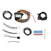 Universal 12 Circuit Wiring Harness Muscle Car Hot Rod Street Rod Xl Wires