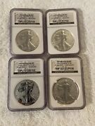 One 2006 P 20th Anniversary Reverse Proof American Silver Eagle Ngc Pf69
