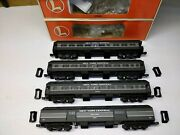 C-8 Lionel 4-car Sale Nyc Heavyweight Passenger Cars In Boxes Ln Whole Train 55