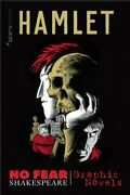Hamlet No Fear Shakespeare Graphic Novels, 1 By Sparknotes Used