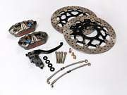 Brembo M4 Superbike Upgrade Kit To Fit Triumph 1050 Speed Triple 05 - 07