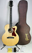 Gibson Montana Parlor Walnut M 2019 Antique Natural Acoustic Electric Guitar