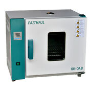 New Lab Forced Air Drying Oven 250°c 14×14×14 Fast Shipping