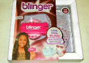 Blinger Diamond Collection 75 Adhesive Gems Load Click Bling Hair Fashion New