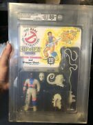 Kenner The Real Ghostbusters Ecto Glow Winston Afa Graded 80+ Nm