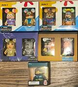 Disney Vinylmation The Haunted Man Sion, Marvel, The Wasp And Yellowjacket, Gadg