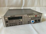 Studer D780 Dat Recorder Tape Deck Non-functional