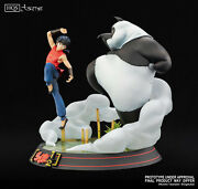 Tsume Hqs Ranma1/ 2 Jusenkyoand039s Cursed Springs Resin Figures Statue H12inch Ups