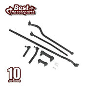 7x Front Steering Outer And Inner Tie Rods Kit For 98-99 Dodge Ram 2500 3500 Truck
