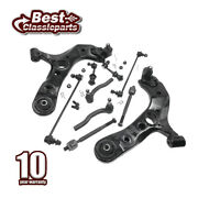 12x Front Suspension Lower Control Arm Ball Joint Kit For Toyota Rav4 2006-2014